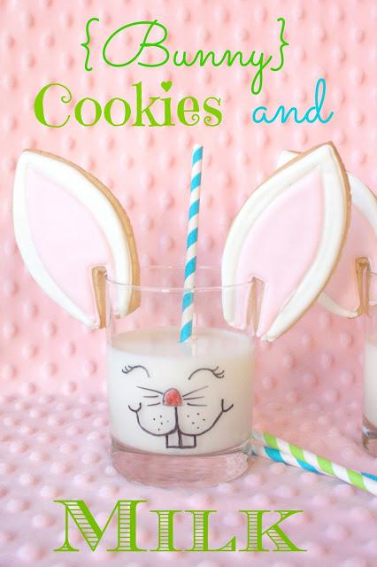 bunny ear cookies