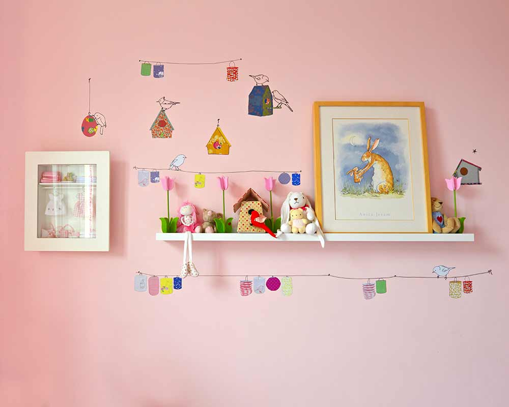 Bookshelf For Girls Room: Wall Decal Ideas In Hong Kong: Mimi'Lou Wall Stickers