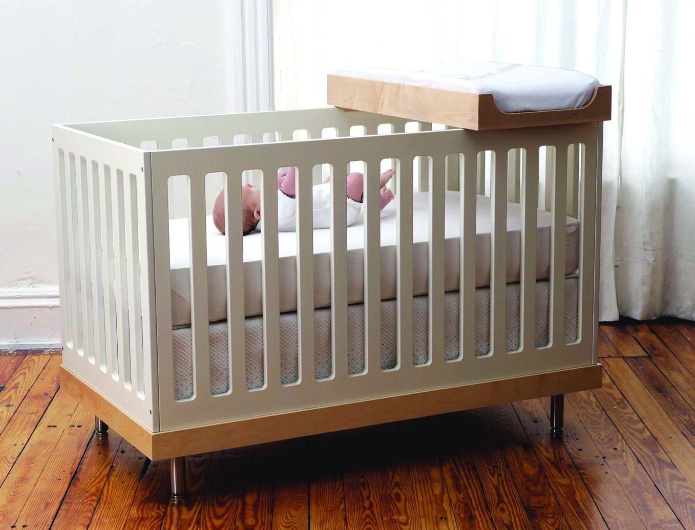 The best cots cribs and baby beds in hong kong from Baby crib with changing table