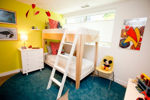 Bunk Bed Ideas For Small Rooms In Hong Kong Oeuf Perch Bed Petit
