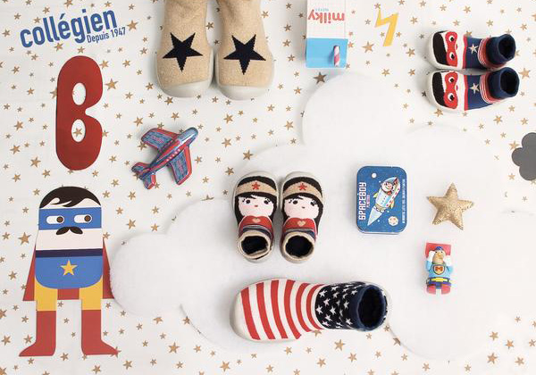 2d756eca80d Collégien  A Delightfully Comfy Sock-Slipper Combo for All the Family